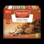 Choco Nuts Cookies